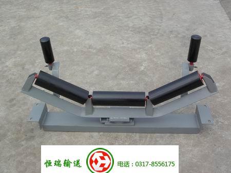 河北供应批发槽型调心托辊/槽型调心托辊生产厂家