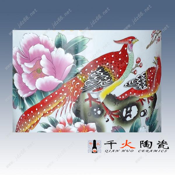 客厅装饰画景德镇陶瓷瓷板画