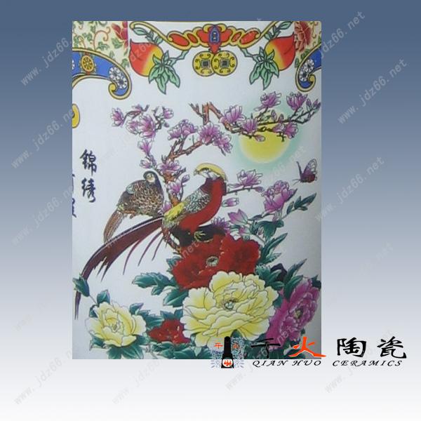 专业批发陶瓷瓷版画
