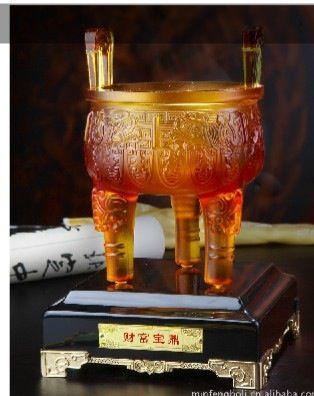 古法琉璃制造商,琉璃酒瓶生产厂家,琉璃佛像生产厂家