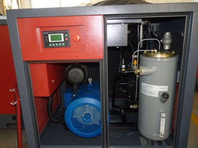 菲克苏上海捷豹风豹螺杆式空压机、螺杆空压机、螺杆机、空气 北