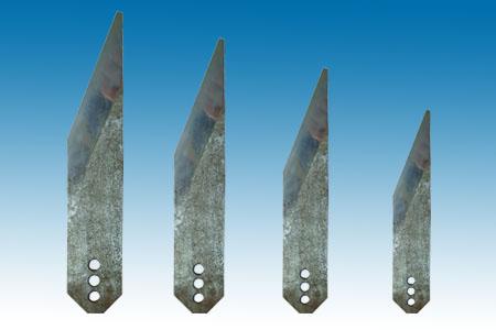 供应化纤切断刀打结刀割纱刀