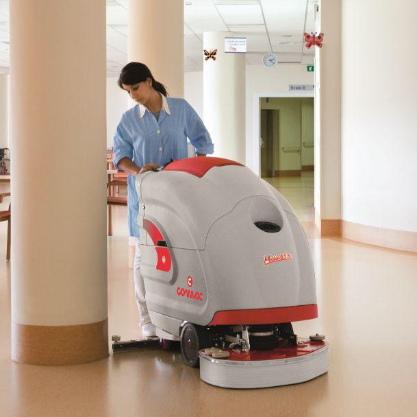西安意大利高美洗地机总代理公司