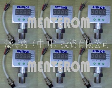 供应数显压力开关、数显压力控制器、数显压力继电器