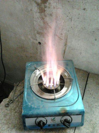 无需风机不用电醇油家用炉,广州厂家电子点火家用灶(火锅炉)
