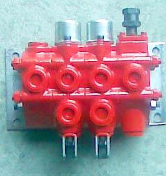 多路换向阀、ZS3-L25E-OT.OW、液压多路阀、大连叉车5吨多路阀