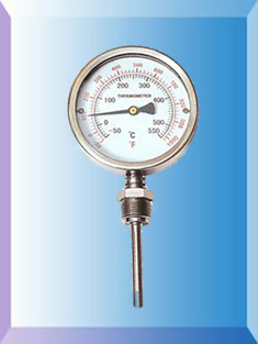 WSS-3/4/5系列双金属温度计