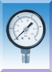 弹簧管压力表Y-50/Y60/Y100/Y150