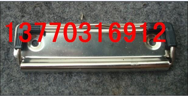 不锈钢看板夹,文件夹-南京卡博13770316912