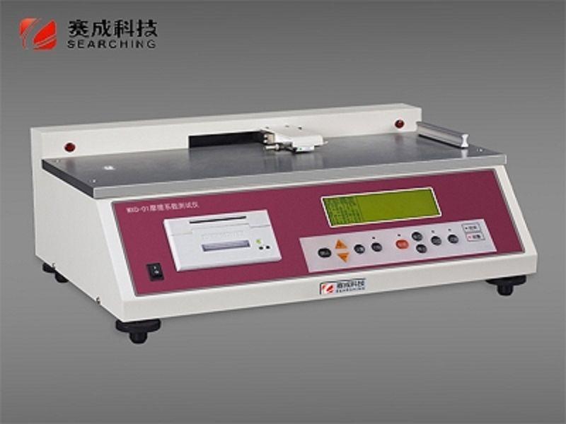 薄膜包装摩擦系数测定仪、动静摩擦系数仪