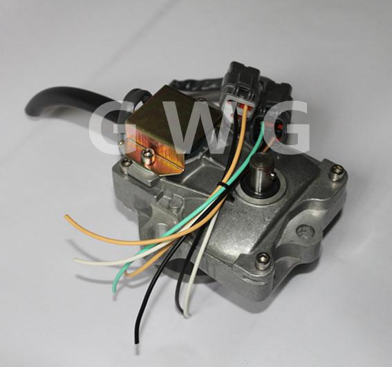 厂家直供小松挖掘机油门电机pc400-6油门马达