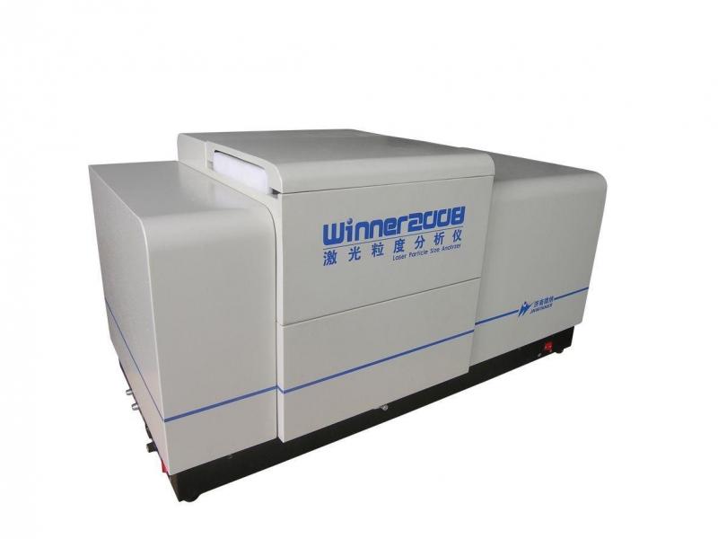 Winner2008D全自动湿法激光粒度分析仪