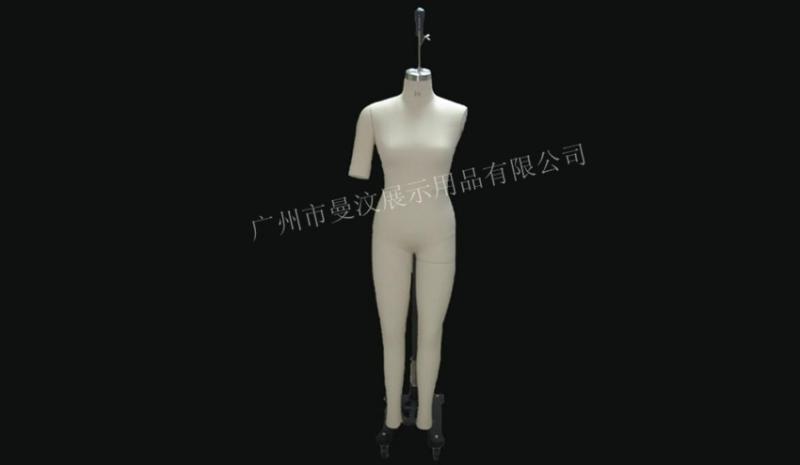 广州欧版裁剪模特 板房直插针人台 立体裁剪女模特