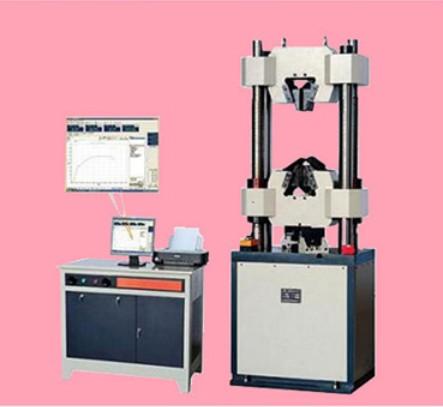 现货供应WEW-100B微机屏显万能试验机厂家直销