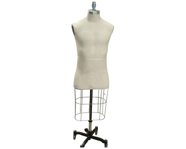 厂家直销广州曼汶可伸缩肩膀男装裁剪板房模特,价格实惠