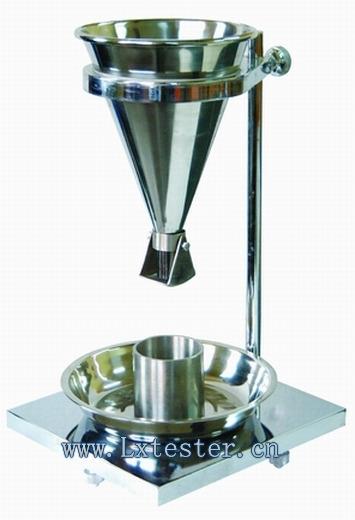 FT-106普通磨料堆积密度测定仪,磨料堆积密度仪