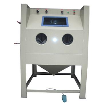 光学镀膜喷砂机,镀膜清洗设备