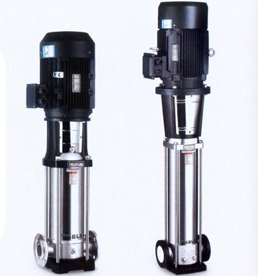 新界泵业 水处理 立式多级泵