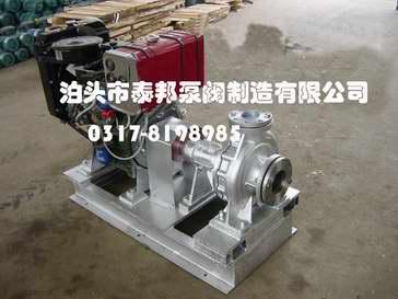 BRY柴油机导热油泵经营全国各地,特殊材质