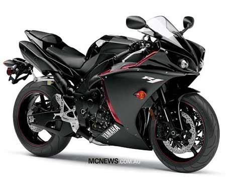 二手摩托车跑车雅马哈YZF-R1