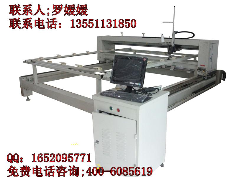 供应四川无声电脑绗缝机