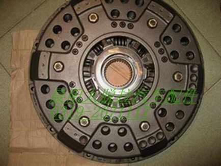 水泥搅拌车特种车专用离合器压盘内齿32齿