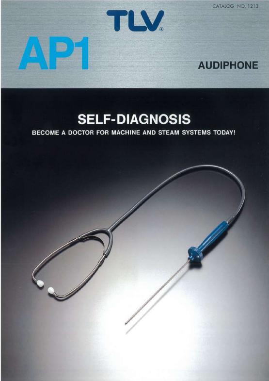 AP1听诊器-日本TLV阀门AP1听诊器
