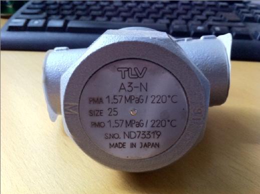 A3N热动力式疏水阀TLV-A3FN圆盘式疏水阀