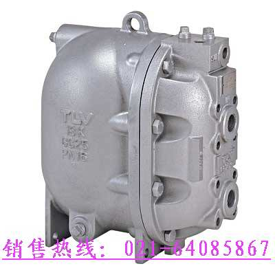 GP10L冷凝水回收泵-日本TLV冷凝水回收系统