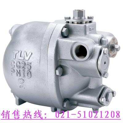 GT5C内置疏水阀动力机械泵日本TLV-上海销售