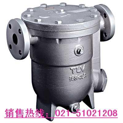 J8X浮球式蒸汽疏水阀-日本TLV疏水阀J8X