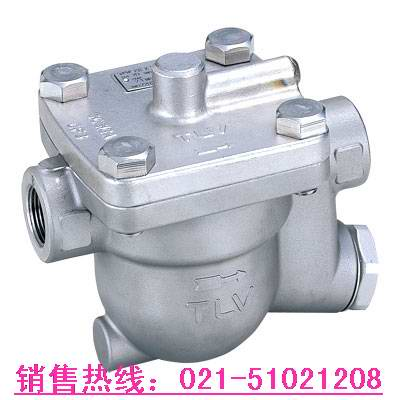 J5X疏水阀-JF5X浮球式蒸汽疏水阀日本TLV