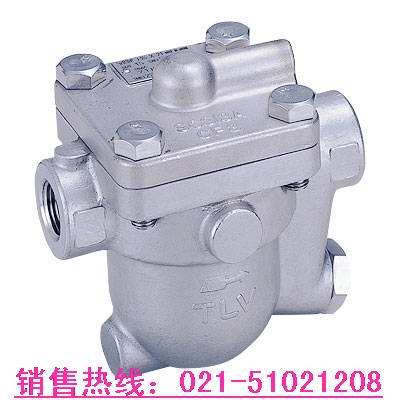 J3S-X浮球式蒸汽疏水阀日本TLV-J3S-X疏水阀