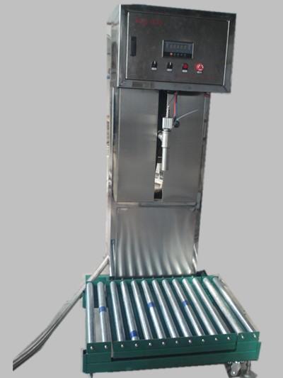 称重式液体大包装灌装机