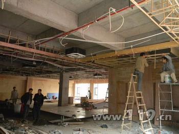 上海室内拆除,承接各类室内拆除,垃圾外运运输