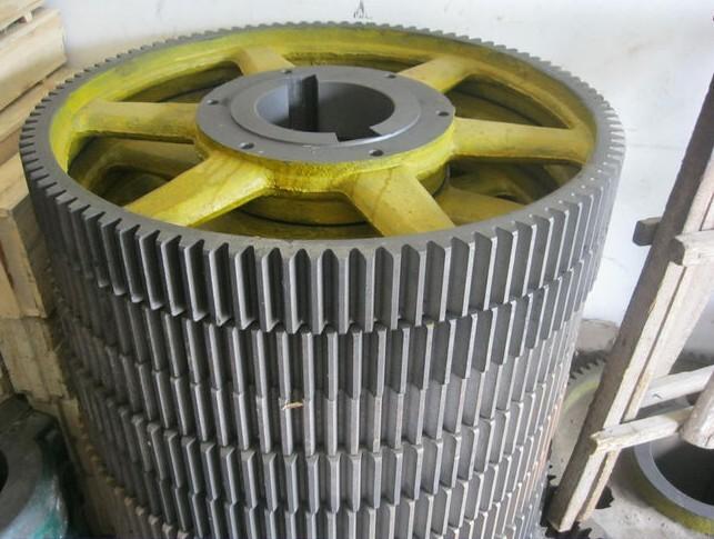 重庆机械剪板机配件大齿轮、连杆
