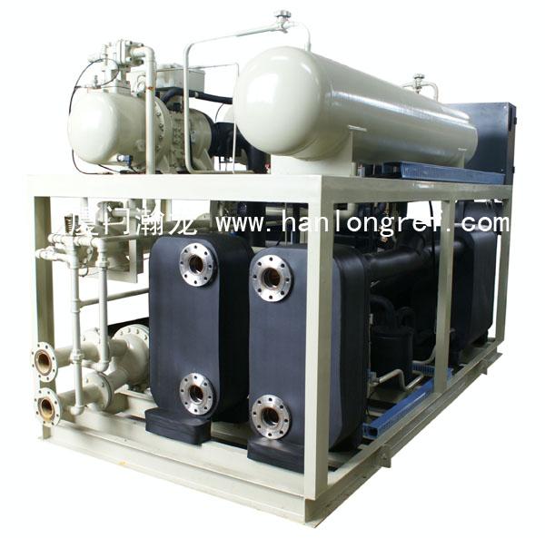 复叠低温冷冻机组-55℃复叠低温冷冻机