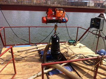 高效耐磨潜水抽沙泵,采沙泵,泥沙泵