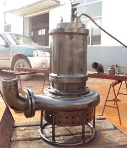耐磨潜水抽砂泵、采砂泵、矿砂泵