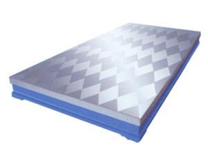 铸铁测量平板,ZT钳工平板,型槽平板,铸铁平板,铸铁平台