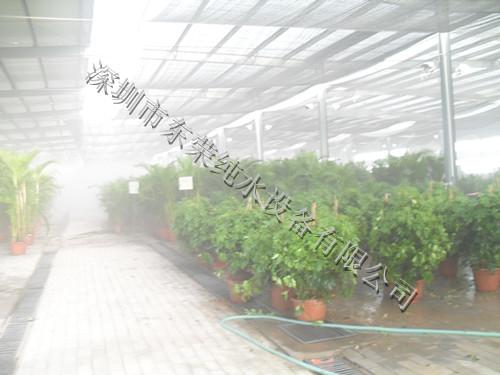 大棚种植加湿系统大棚撒药设备生产商