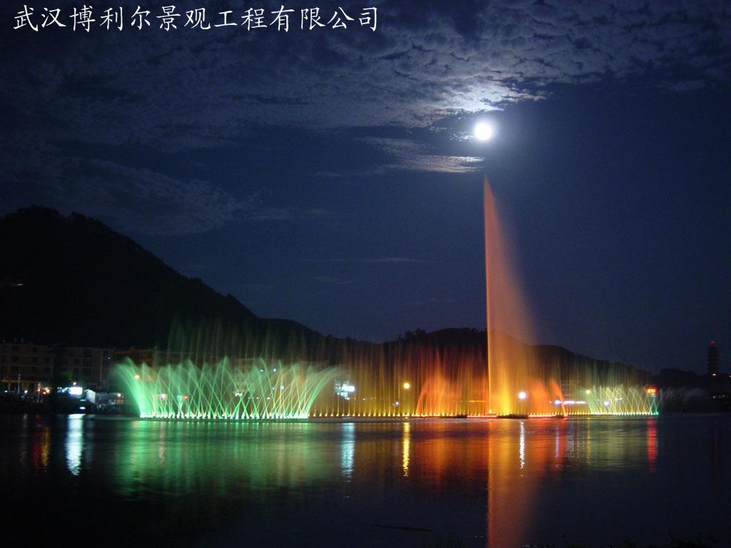 供应水景喷泉工程