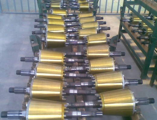 电动葫芦锥形电机转子(江苏三马电动葫芦)