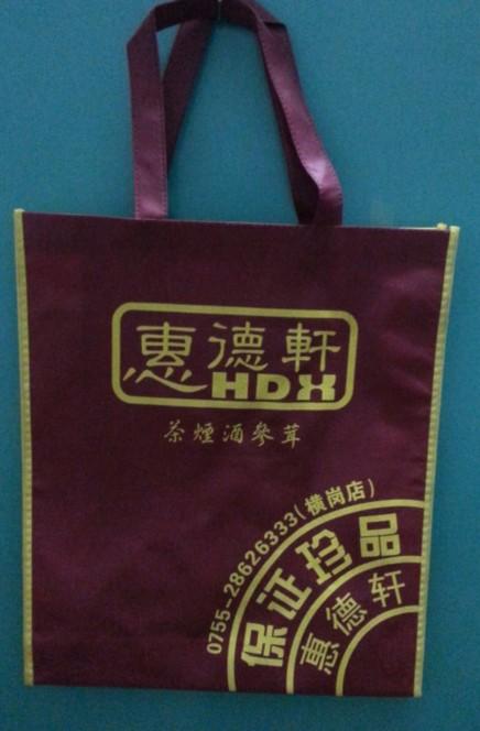 无纺布袋加工,深圳环保袋生产,福田环保袋