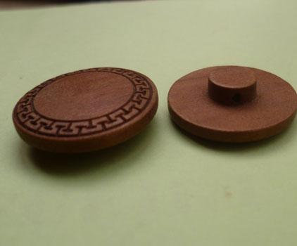 木头蘑菇扣,有脚木扣