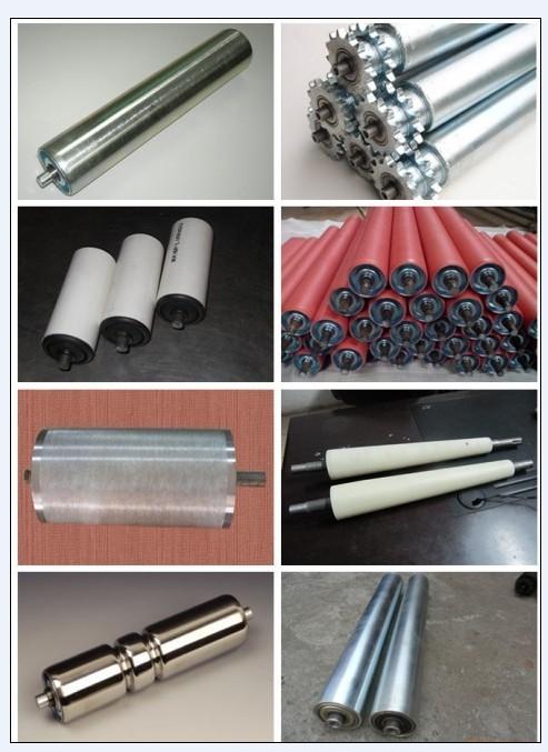 无动力滚筒镀锌托辊专业生产制造厂家