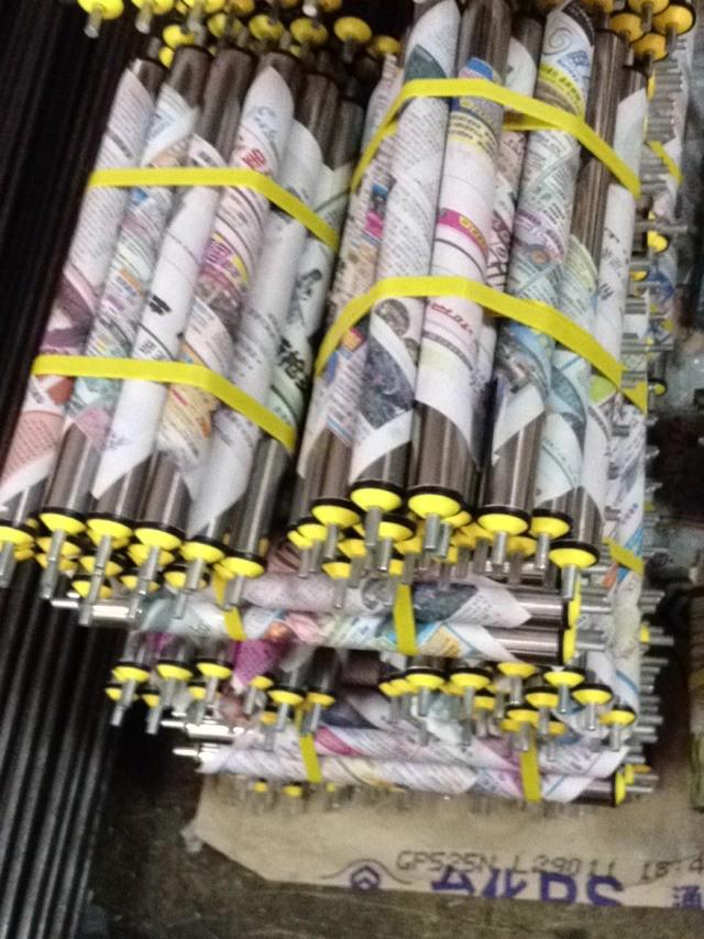 尼龙防尘盖滚筒、无动力防尘辊筒专业生产厂家