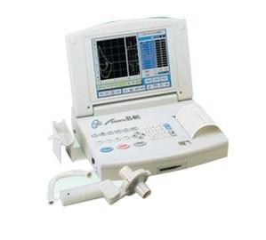 日本CHEST捷斯特肺功能测试仪HI-801