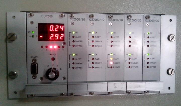 8000/8000B系列汽轮机组合仪表
