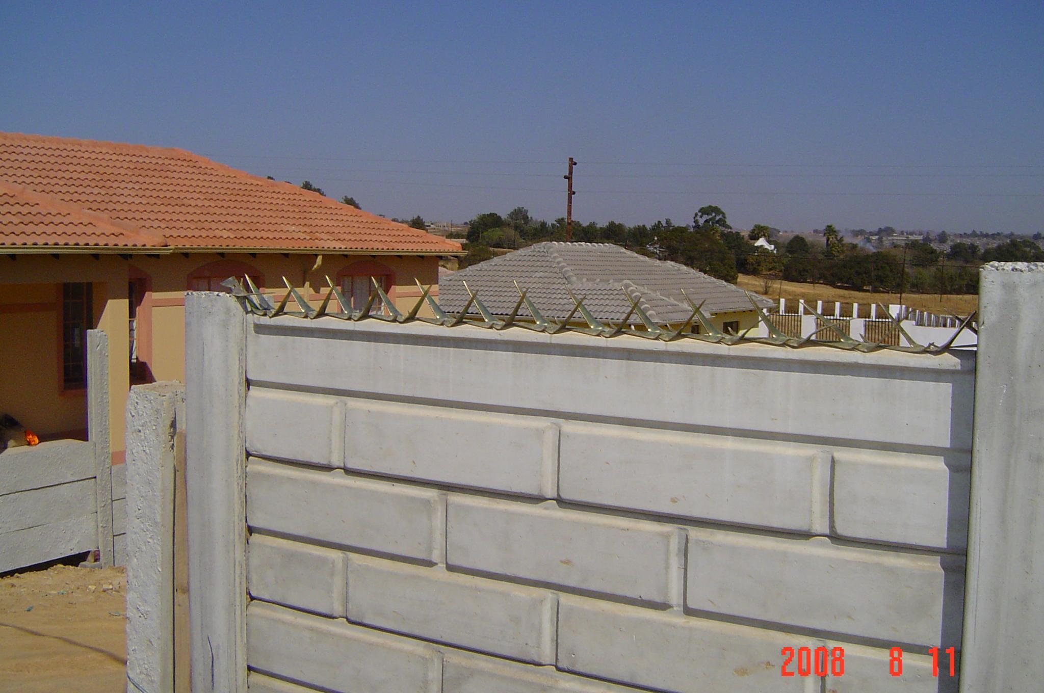 工程围墙,封闭式围墙,通透式围墙